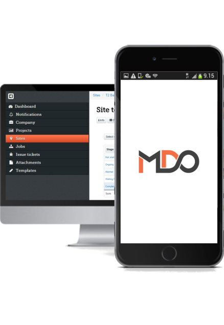 MDO in different devices